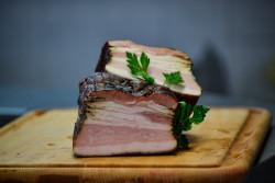 Anglická slanina (100g)